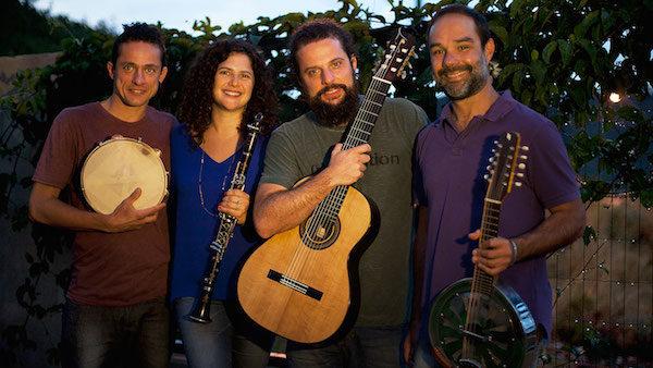 Anat Cohen & Trio Brasileiro