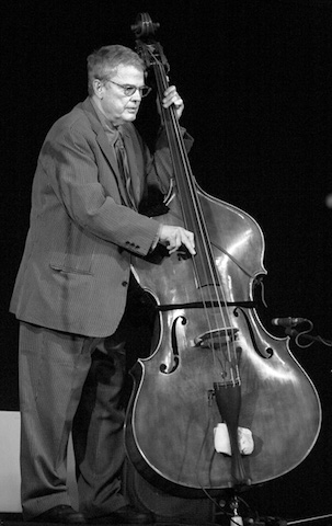 bassists and educator Charlie Haden
