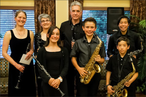performers of Simple Gifts recital