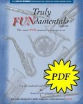for Bass clef instruments PDF