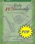 for Bb instruments PDF