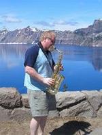 Brian @ Crater Lake