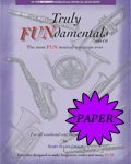 for Eb instruments PAPER