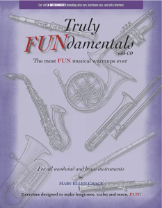 for Eb instruments