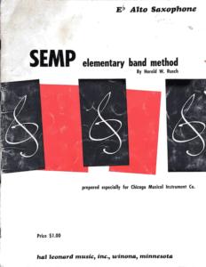 Semp band method illustrates how we learn